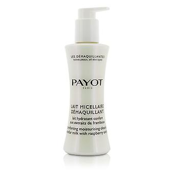 Payot Les Demaquillantes Lait Micellaire Demaquillant Comforting Moisturising Cleansing Micellar Milk - For All Skin Types 200ml/6.7oz