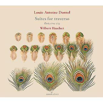Dornel / Berryman - Suites for Traverso [CD] USA import