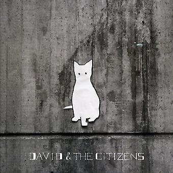 David & the Citizens - Are You in My Blood [CD] USA import