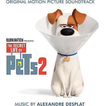 Secret Life Of Pets 2 / O.S.T. [CD] USA import