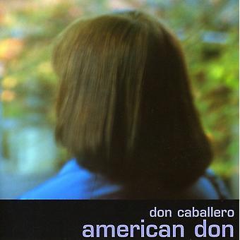 Don Caballero - importation USA américain Don [CD]