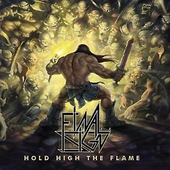 Final Sign - Hold High the Flame [CD] USA import