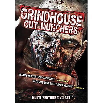 Grindhouse Gutmunchers [DVD] USA import