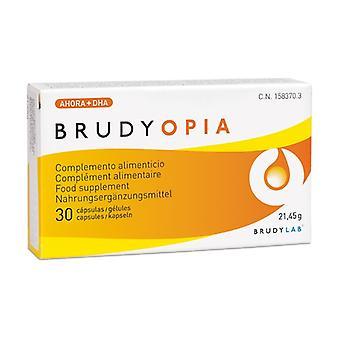 Brudy Opia 30 kapselia