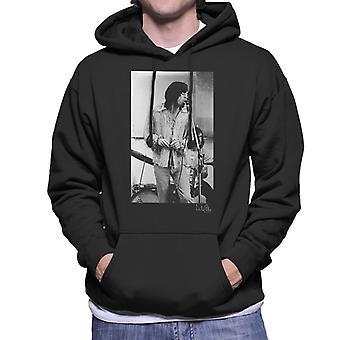 Sweat-shirt à capuche des Rolling Stones Mick Jagger répétition Apple Studios Londres masculine