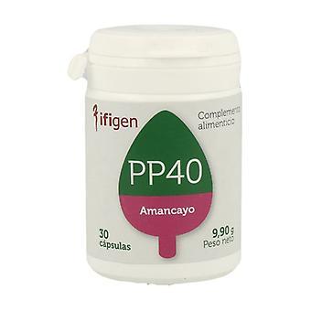 PP40 30 capsules