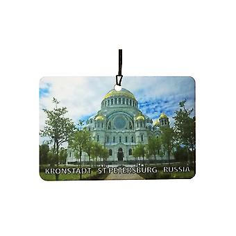 Kronstadt - St Petersburg - Ryssland bil luftfräschare