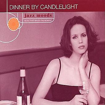 Jazz Moods - Dinner by Candlelight [CD] USA import