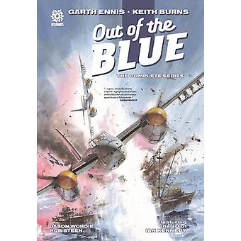OUT OF THE BLUE The Complete Series HC by Ennis & Garth