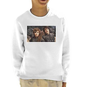 Dune Paul Atreides & Lady Jessica Shot Kid's Sweatshirt
