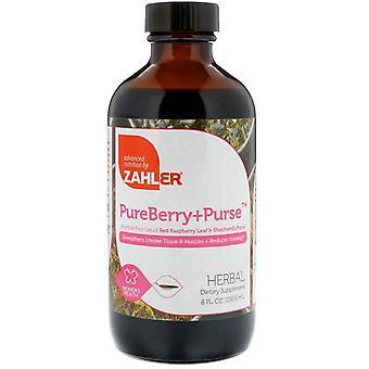 Zahler, PureBerry+Purse, 8 fl oz (236,6 ml)