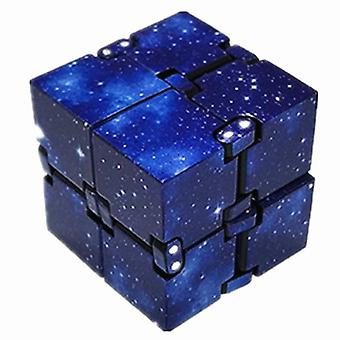 Infinity Cube Mini Anti Pressure Toy- Edc Anxiety Stress Relief Magic Cube