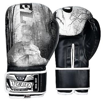 VELO Boxing Gloves Flex Leather FLX1