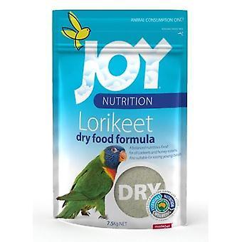 Lorikeet trocken Diät - FREUDE 7,5 kg