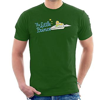 The Little Prince Paper Plane Men's T-Shirt