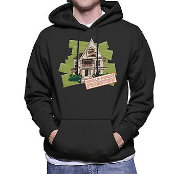 Animal House Double Secret Probation Men's Hooded Sweatshirt