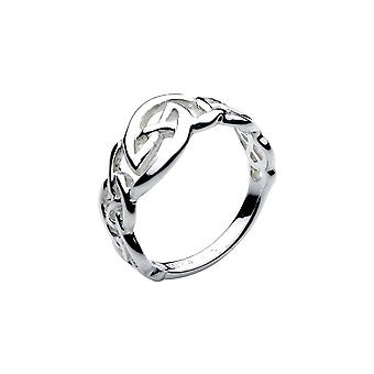 Heritage Celtic Twisted Knot Ring 2248HP