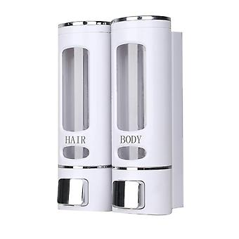 Single/double, Wall-mount Liquid Soap Dispenser