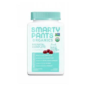 SmartyPants Complete Prenatal Multivitamin, 120 Count