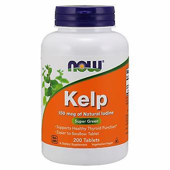 Nyt Foods Kelp, 150mcg, 200 Tabs