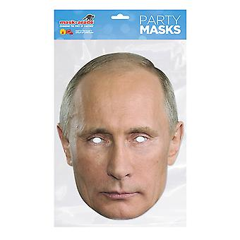 Mask-arade Vladmir Putin Party Mask