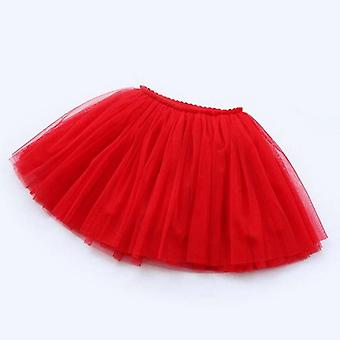 Girls Skirts, Spring, Summer Outwear Clothes, Lace Skirts Set-1