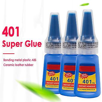 Multi-purpose, Super Glue Instant Lijm -quick Fix Lijm 20g fles voor diy