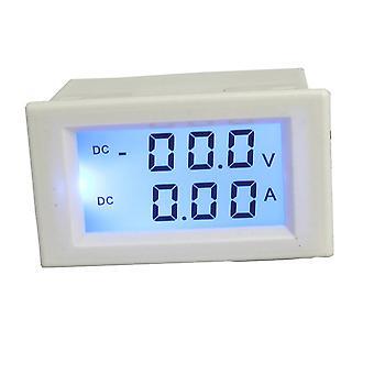 LED Digital Voltmeter Ammeter DC Digital Multimeter