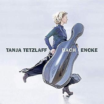 Tetzlaff Plays Bach & Encke [CD] USA import
