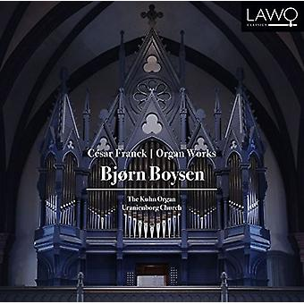 Franck / Boysen, Bjorn - Cesar Franck: Organ Works [CD] USA import