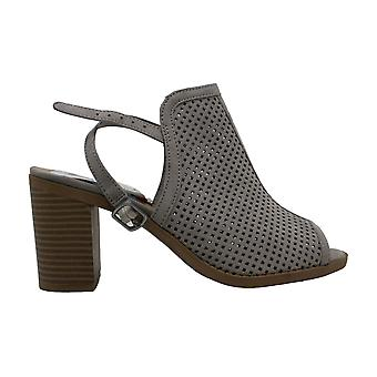 American Rag Womens Despina Suede Peep Toe Casual Slingback Sandals