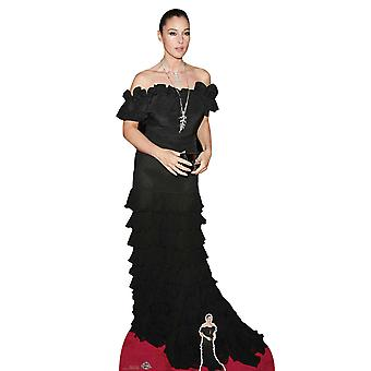 Monica Bellucci Lifesize Cardboard Cutout / Standee / Stand up
