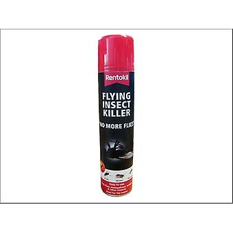 Rentokil Insect Killer No More Flies FF98
