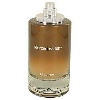 Mercedes Benz Le Parfum Par Mercedes Benz Eau De Parfum Spray (testeur) 4,2 Oz (hommes) V728-536516