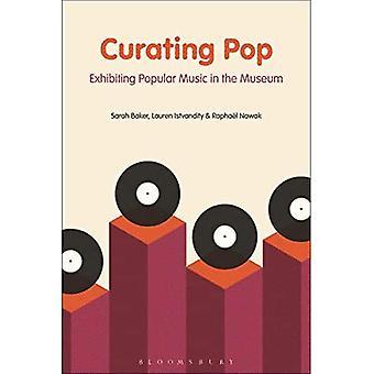 Popin kuratointi: Popmusiikin näytteilleasettaminen museossa