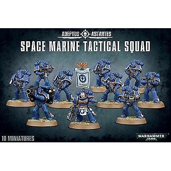 Esquadrão Tático Da Marinha Espacial, Warhammer 40.000, 40k, Oficina de Jogos