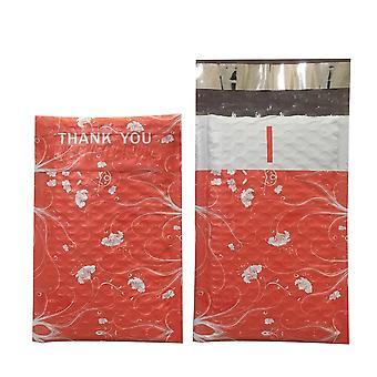 Mailer de bolha de plástico impresso, mix pattern poly bubble, envelope wrap bag
