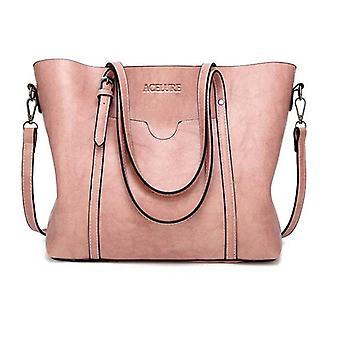 Women's Leather Handbags, Luxury Lady Hand Bags/pocket Women Messenger Bag