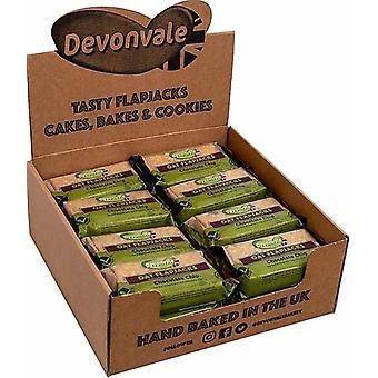 Flapjacks aux pépites de chocolat Devonvale 95g x24