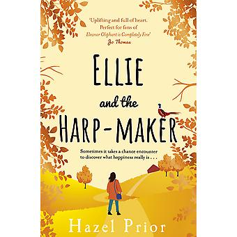 Ellie and the Harpmaker from the no 1 bestselling Richard  Judy author