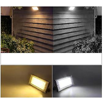 Smd Floodlight Ac 220v 50w Led Spotlight Exterior Waterproof Wall Washer Lamp