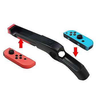 Gun Handle Grips For Nintendo Switch, Joy-con Gamepad Controllers