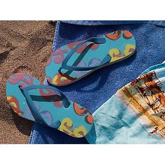 $ Pattern flip flops