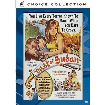 東スーダン 【 DVD 】 米国をインポートします。