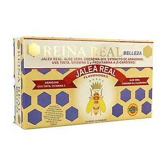 Royal Jelly Beauty Queen 20 ampoules