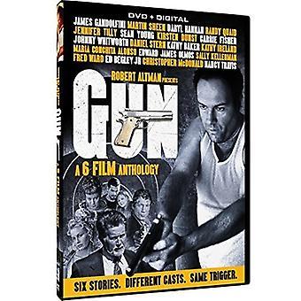 Robert Altman's Gun Anthology [DVD] USA import