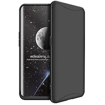 360 degree full body case for the Oppo Find X - black