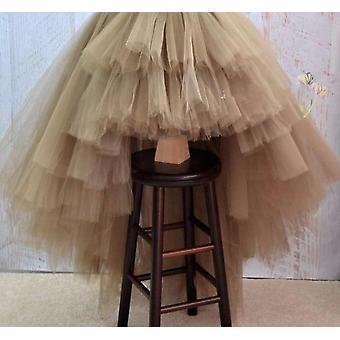 Asymmetrisches Chic Kinderkleid