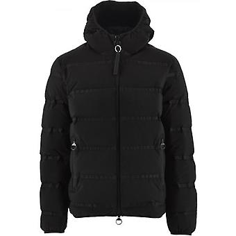 Armani Exchange Black Down Veste remplie