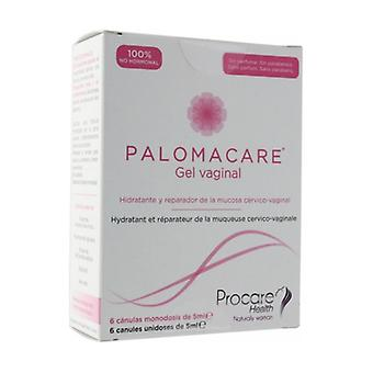 Palomacare vaginal gel 6 units